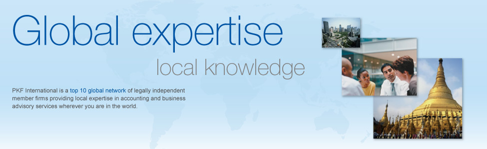Global expertise local knowledge
